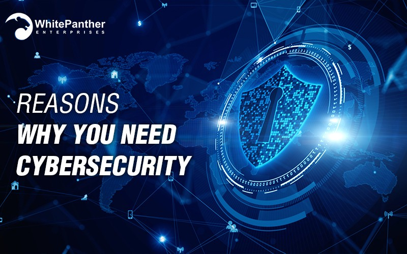 Reasons Why You Need Cyber security   by Whitepanther   Dec, 2020   Medium