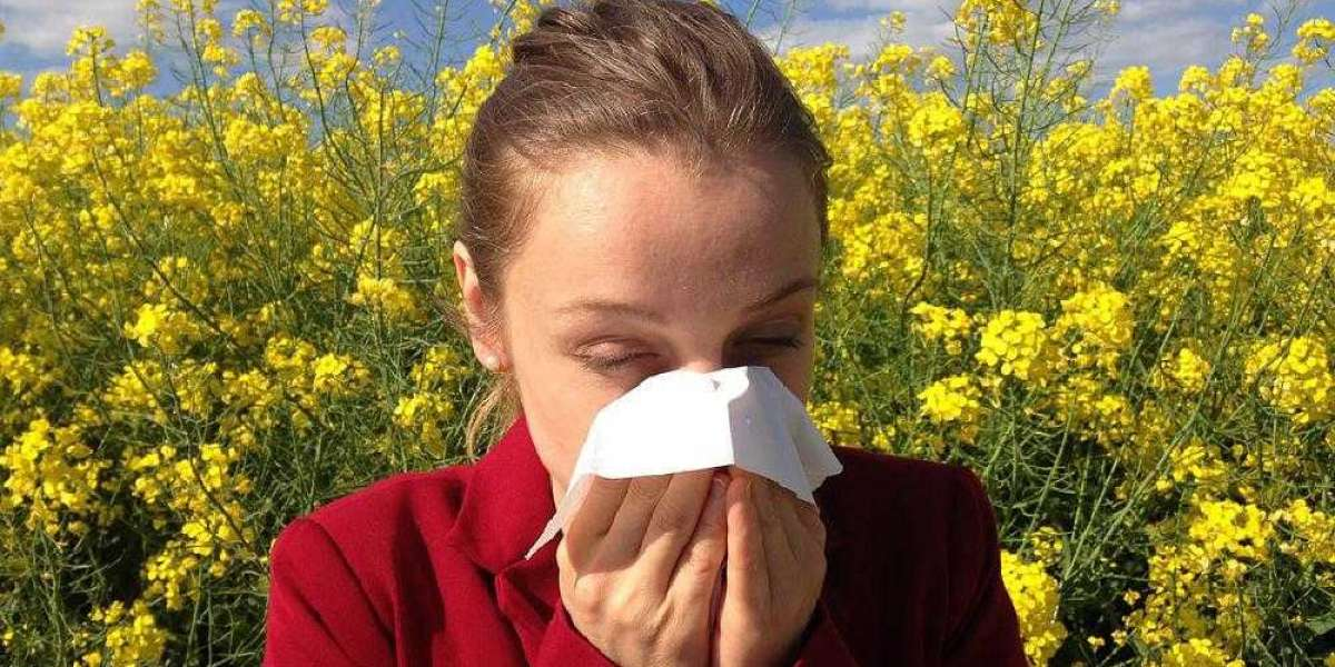 Organic Remedies For Allergies