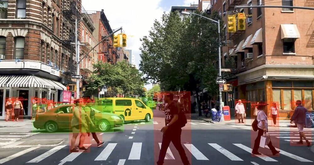 How to Improve AI Security Camera Performance with Image Annotation Services?