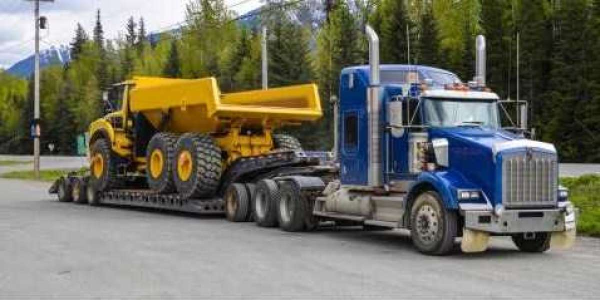 Heavy Machinery Moving - Trusting the Professionals