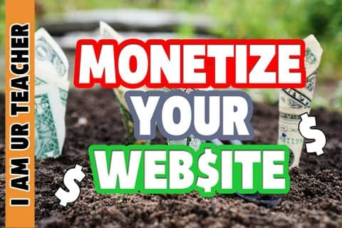 How to monetize website with website monetization strategies