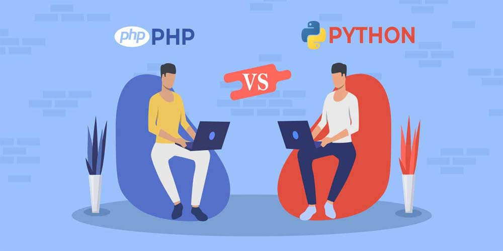 PHP Vs. Python: Which is better and Why? - Web Idea Solution