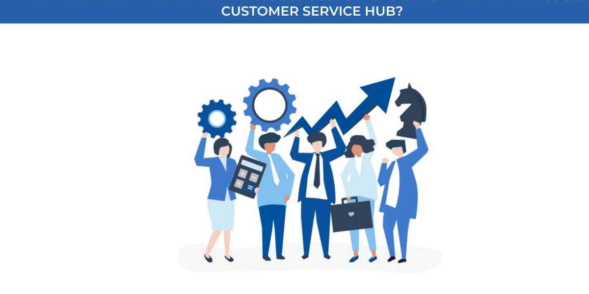 Difference between Dynamics 365 Customer Service and Dynamics 365 Customer service hub?