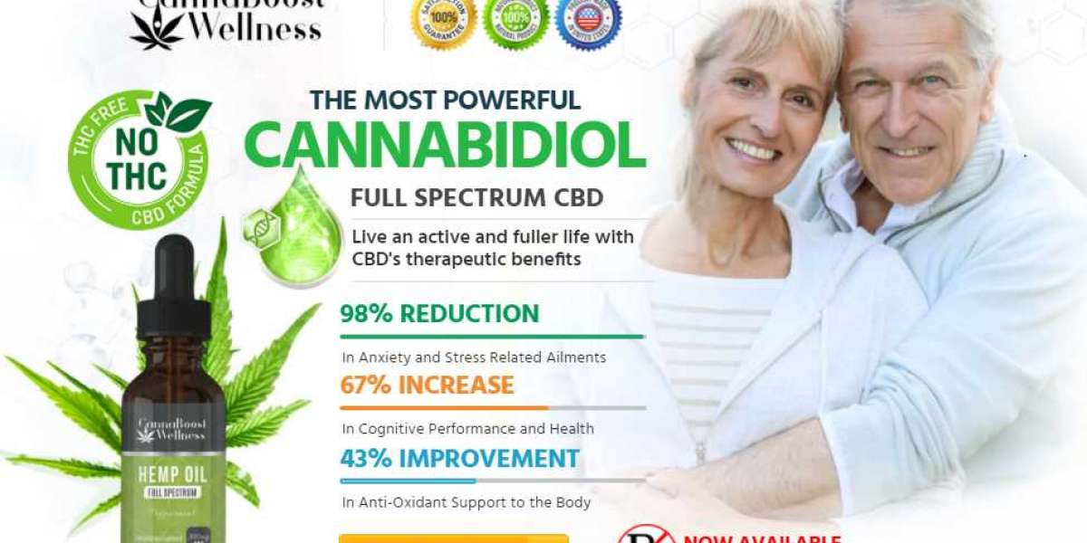 Learning Cannaboost Wellness CBD Is Not Difficult At All!