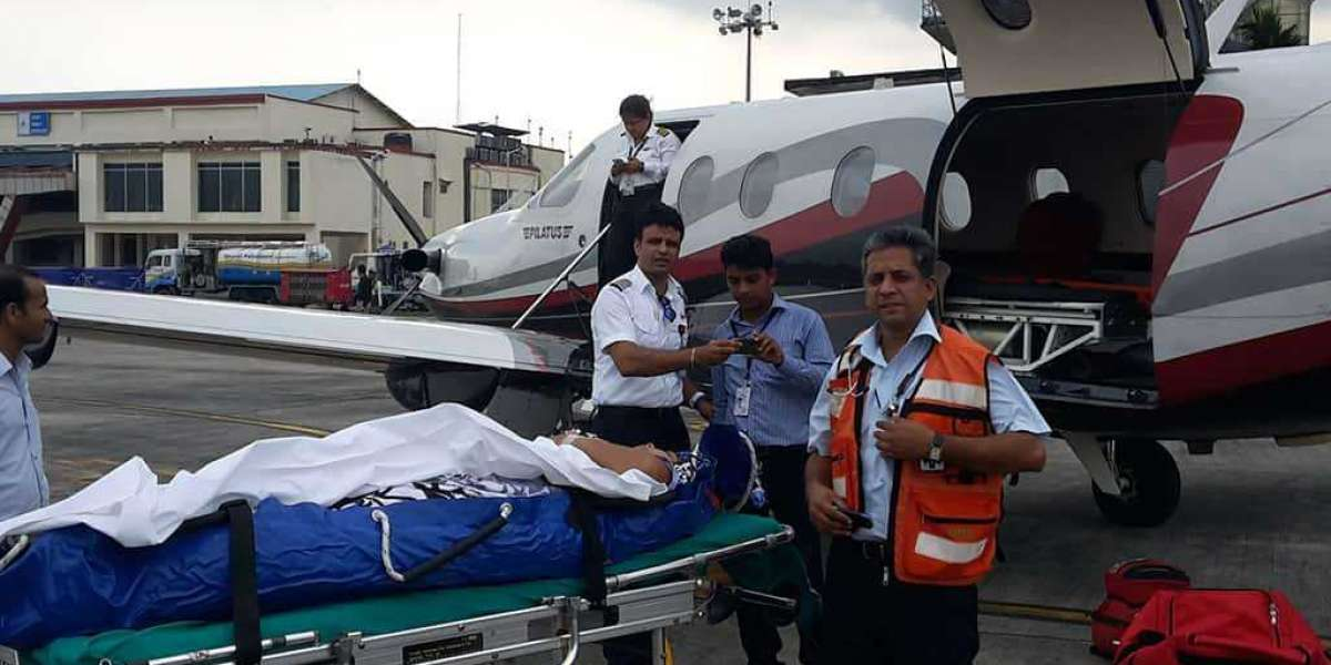 Benefits of Hiring Air Ambulance Services in Medical Emergencies