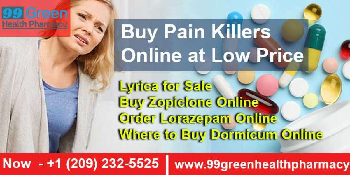 Buy Pain Killers Online at Low Price | 99 Green Health Pharmacy