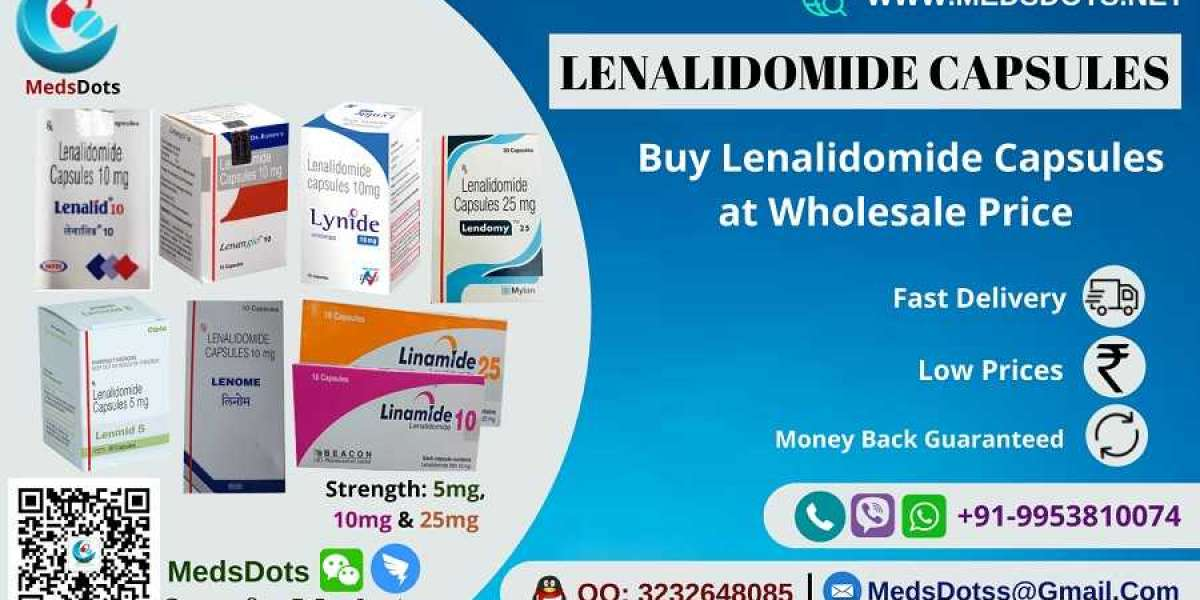 Buy Lenalidomide Capsules Brands Online | Lenalid Wholesale Price India | Generic Revlimid Supplier