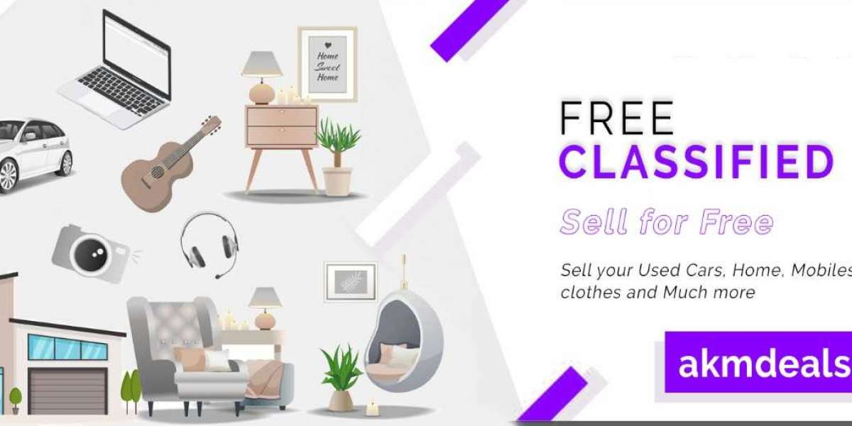 How do you save time with free classifieds while selling used items?