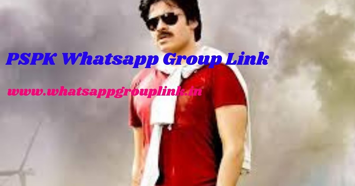 PSPK Whatsapp Group Link - WhatsappGroupLink