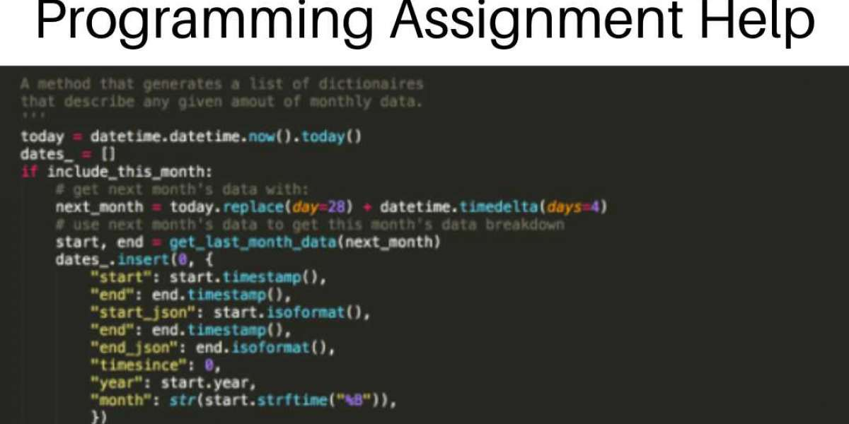The best online programming assignment help provider