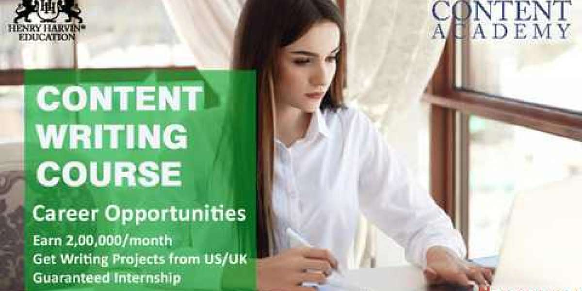 Best Content Writing Course in Delhi-NCR   Henry Harvin