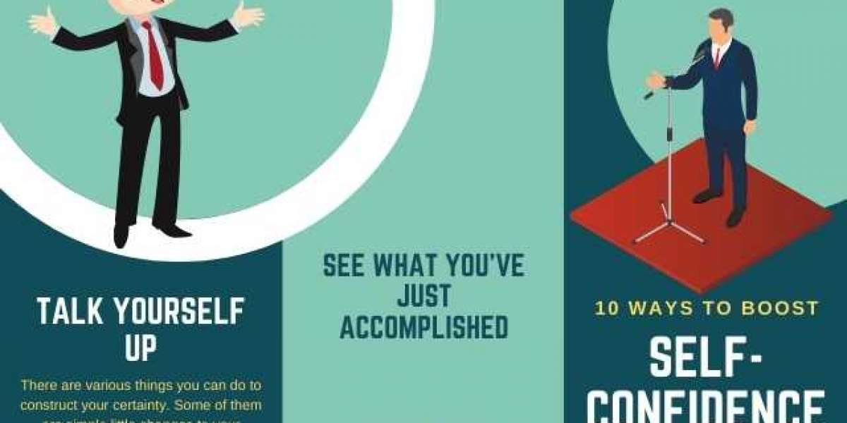 10 Ways To Boost Self-Confidence To Win The World