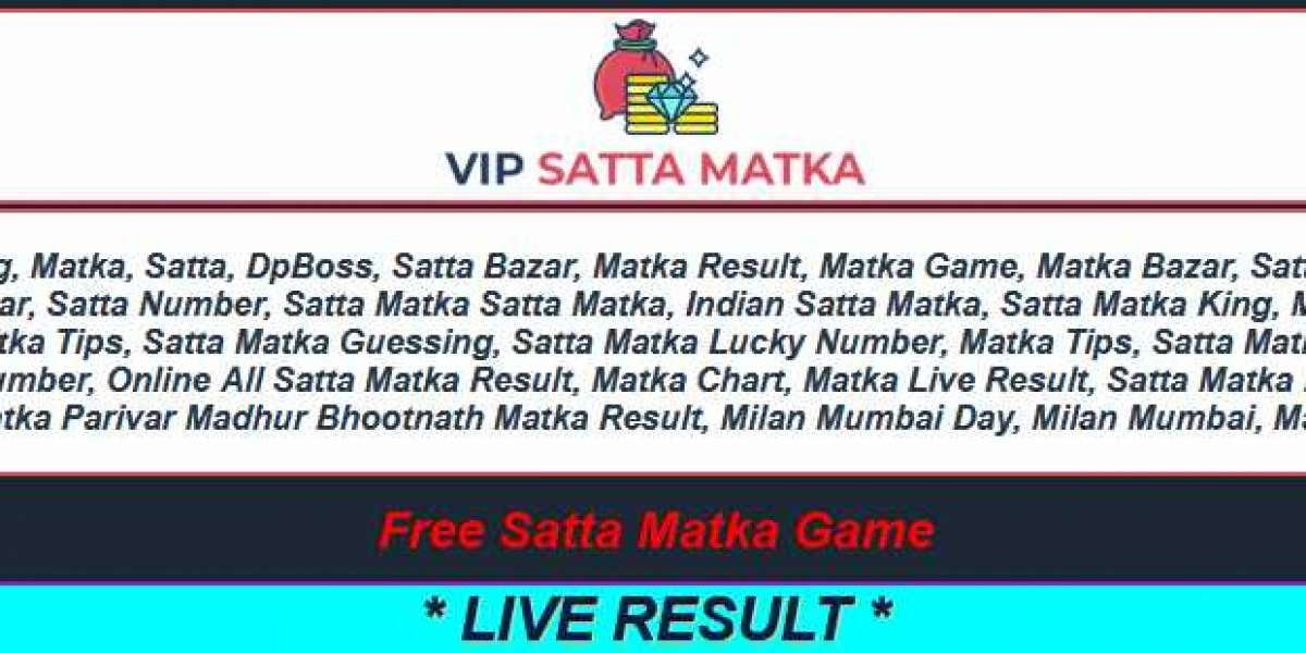 Why Online Madhur Satta Matka Game Is More Preferable?