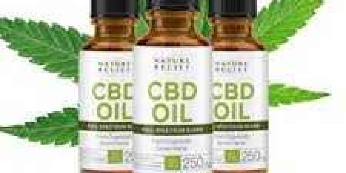 Nature Relief CBD Oil Canada : Reviews, Hemp Ex Oil, Benefits, Price and Where To Buy!