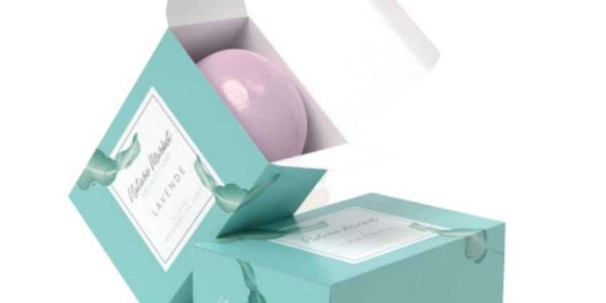 Build up your Brand With Custom Printed Soap Boxes