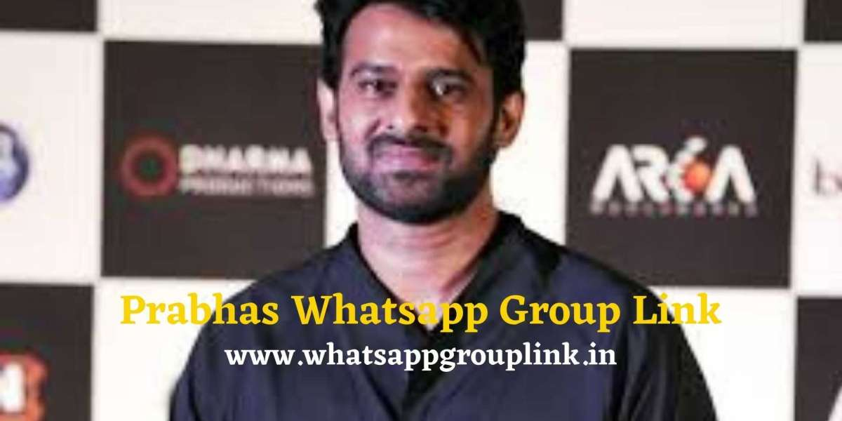 Join 101+ Prabhas Whatsapp Group Link