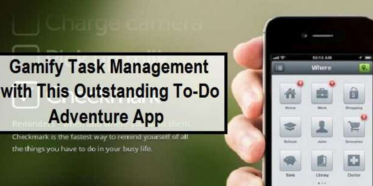 Gamify Task Management with This Outstanding To-Do Adventure App