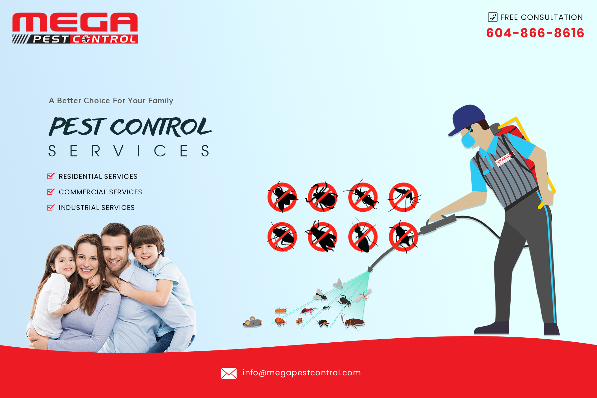 Advanced Technology To Control Pests