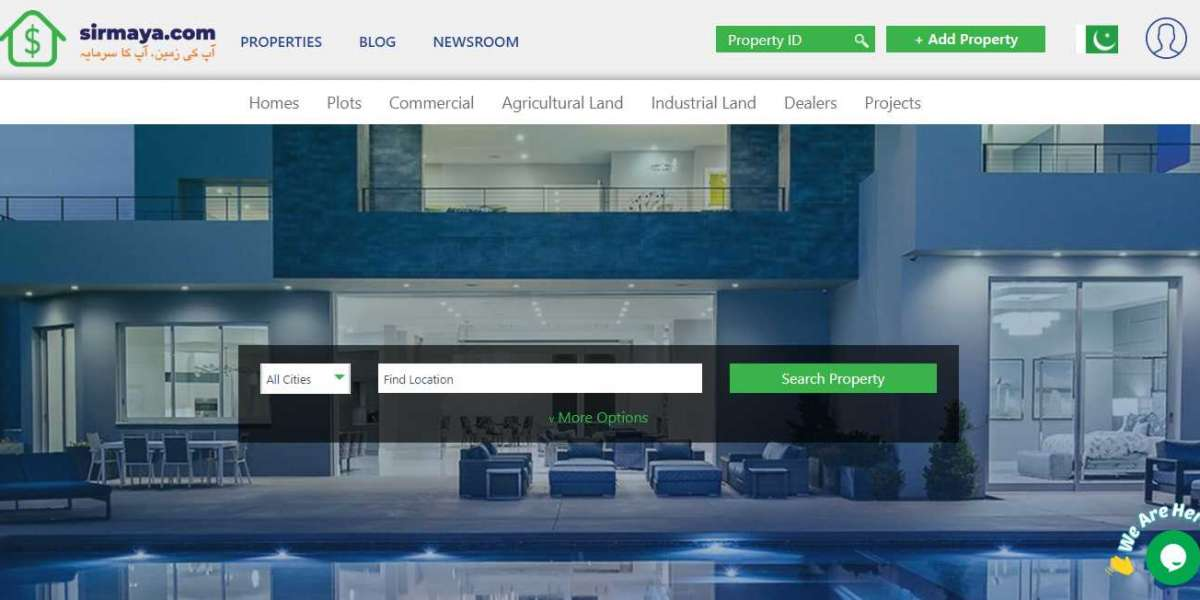 Buy, Sell, Rent Property in Pakistan | #1 Real Estate Portal | Sirmaya.com