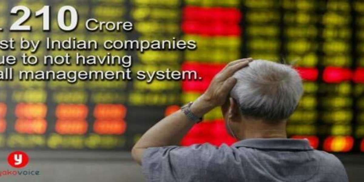 Companies lose Rs. 210 Crore due to not having call management system