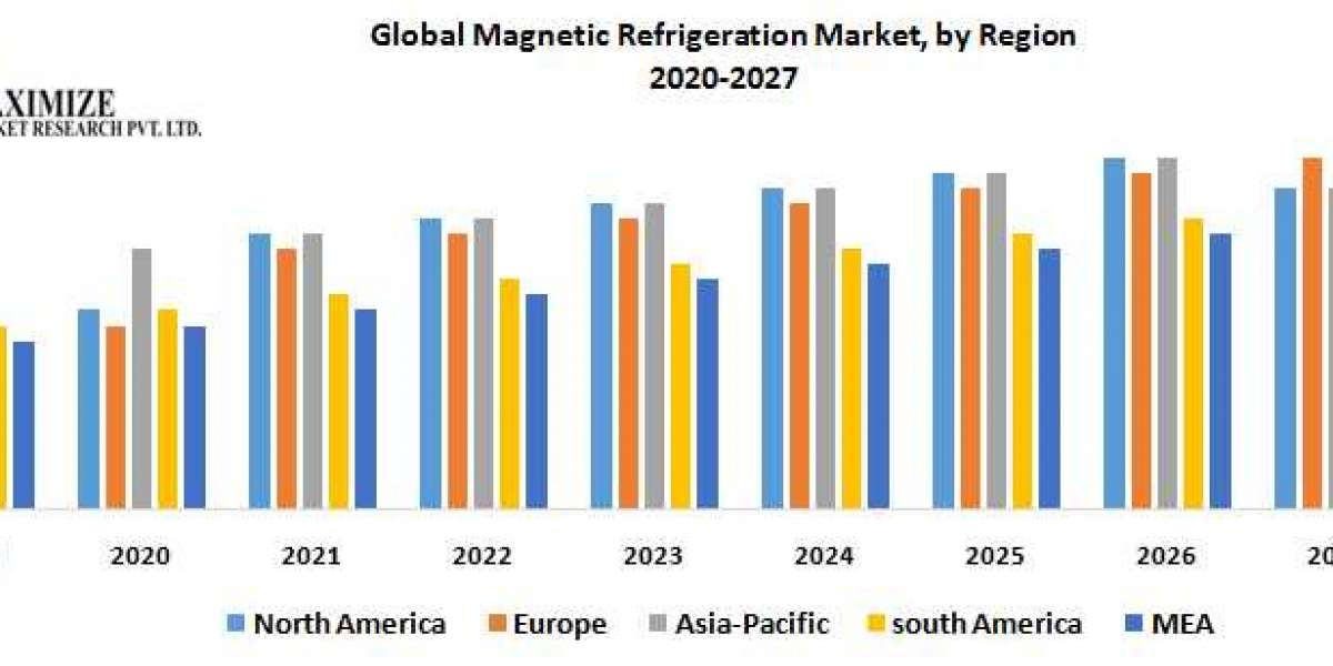 Global Magnetic Refrigeration Market- Industry Analysis and Forecast (2020-2027)