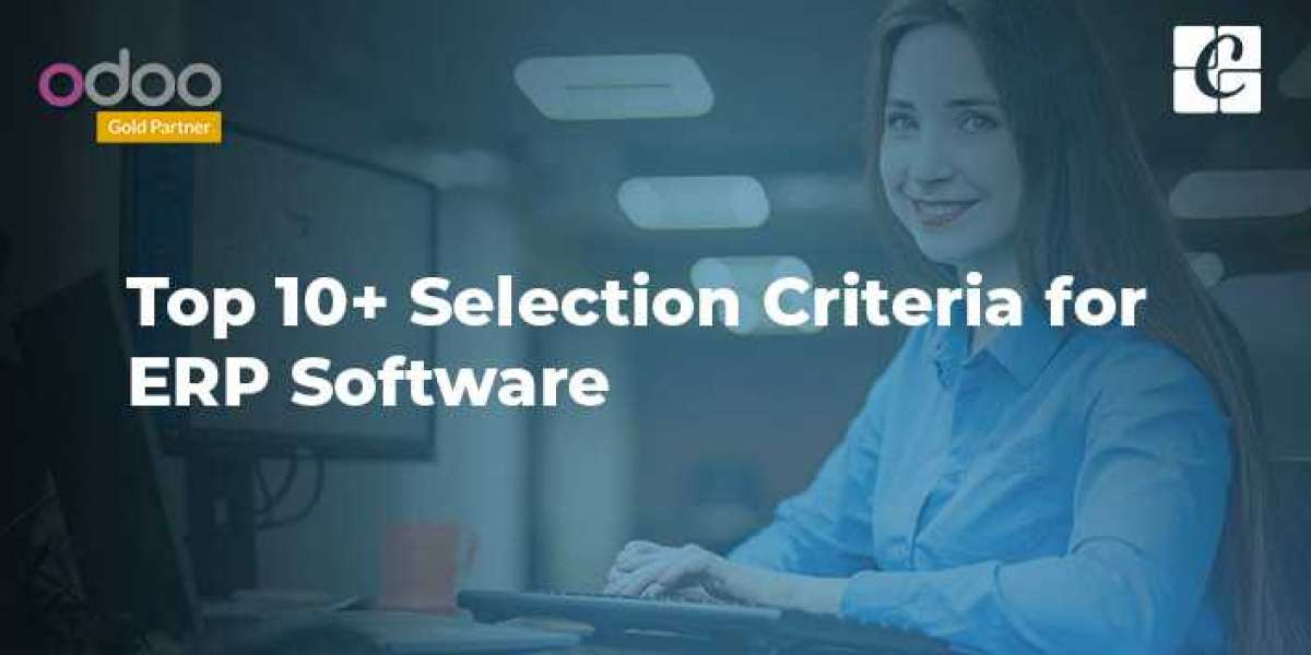 Top 10 Selection Criteria for ERP Software
