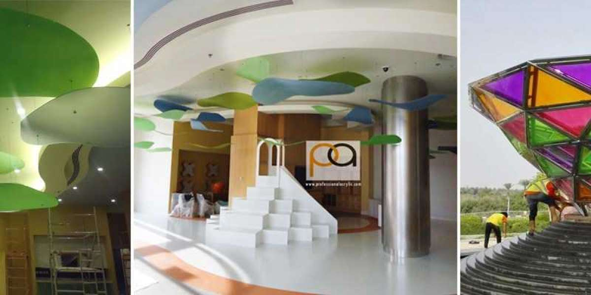 The Right Acrylic Moulding and Bending Dealer in UAE