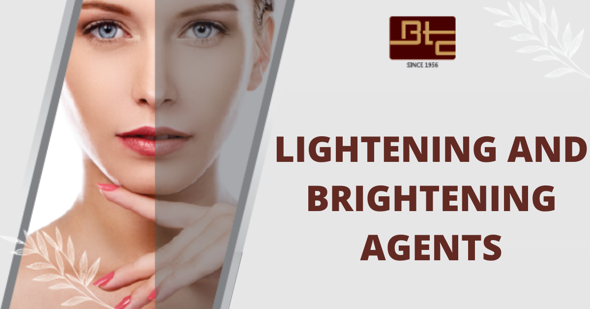 Different Types of Skin Lightening Agents - Bansal Trading Company
