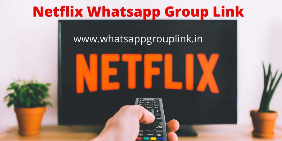 Join 250+ Netflix Whatsapp Group Link