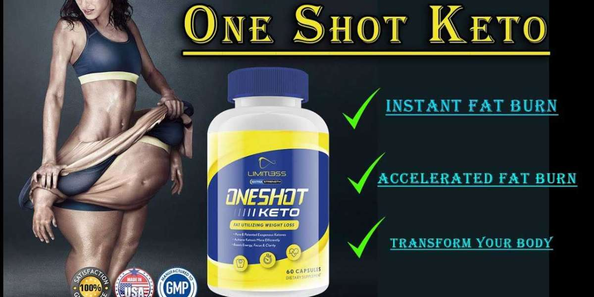 One Shot Keto Reviews (Scam Alert) – How Its Work?