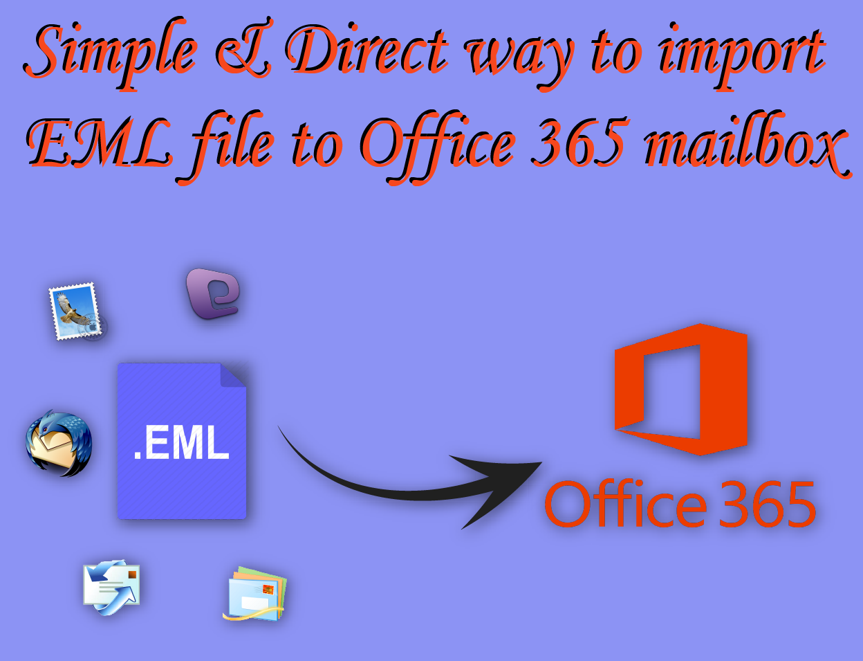Simple & Direct way to import EML files to Office 365 in few clicks - Iv Blogger