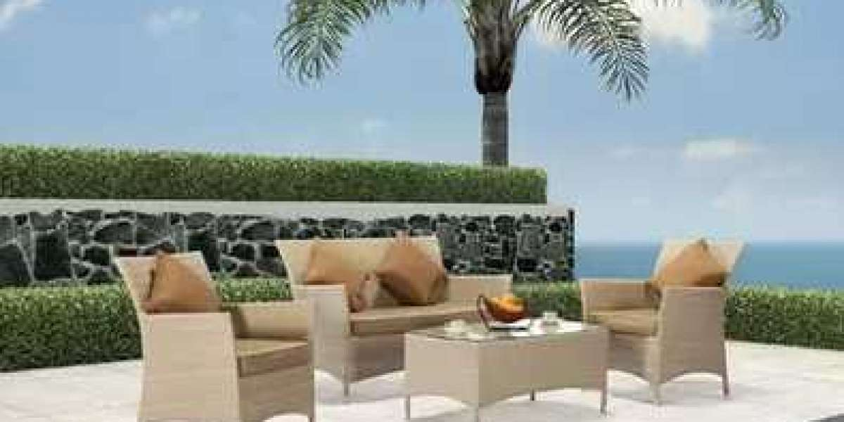 Great patio and garden furniture brings comfort and function in your outdoor spaces