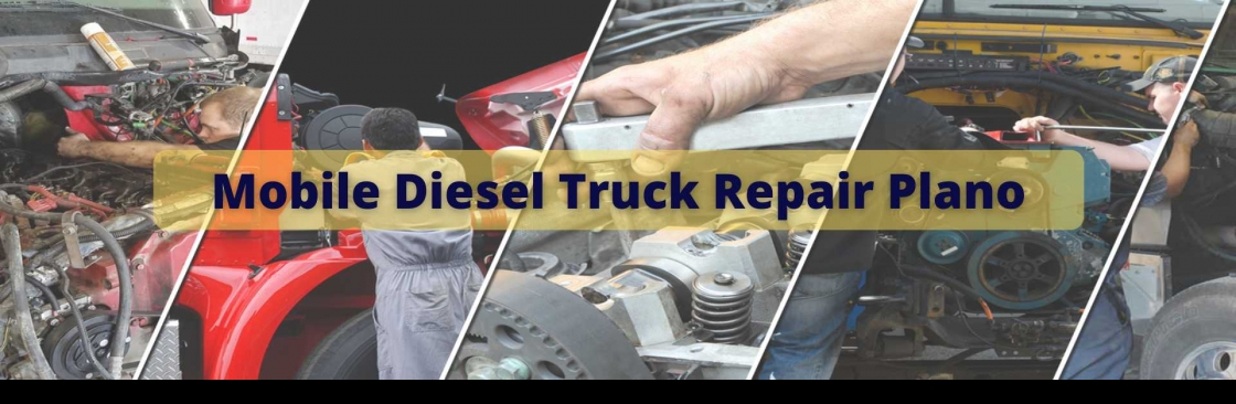 Mobile Diesel Truck Plano Cover Image