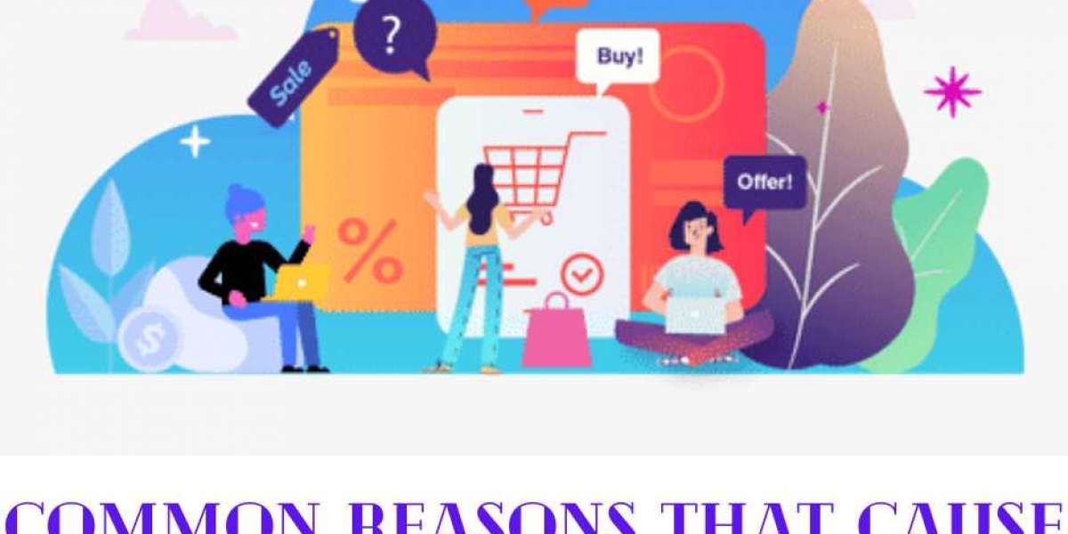 Common Reasons That Cause E-commerce Startup Failure