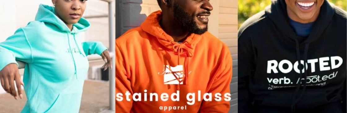 Stained Glass Apparel Cover Image