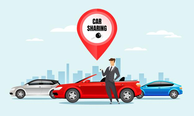 All You Need to Know About Building a Rideshare App
