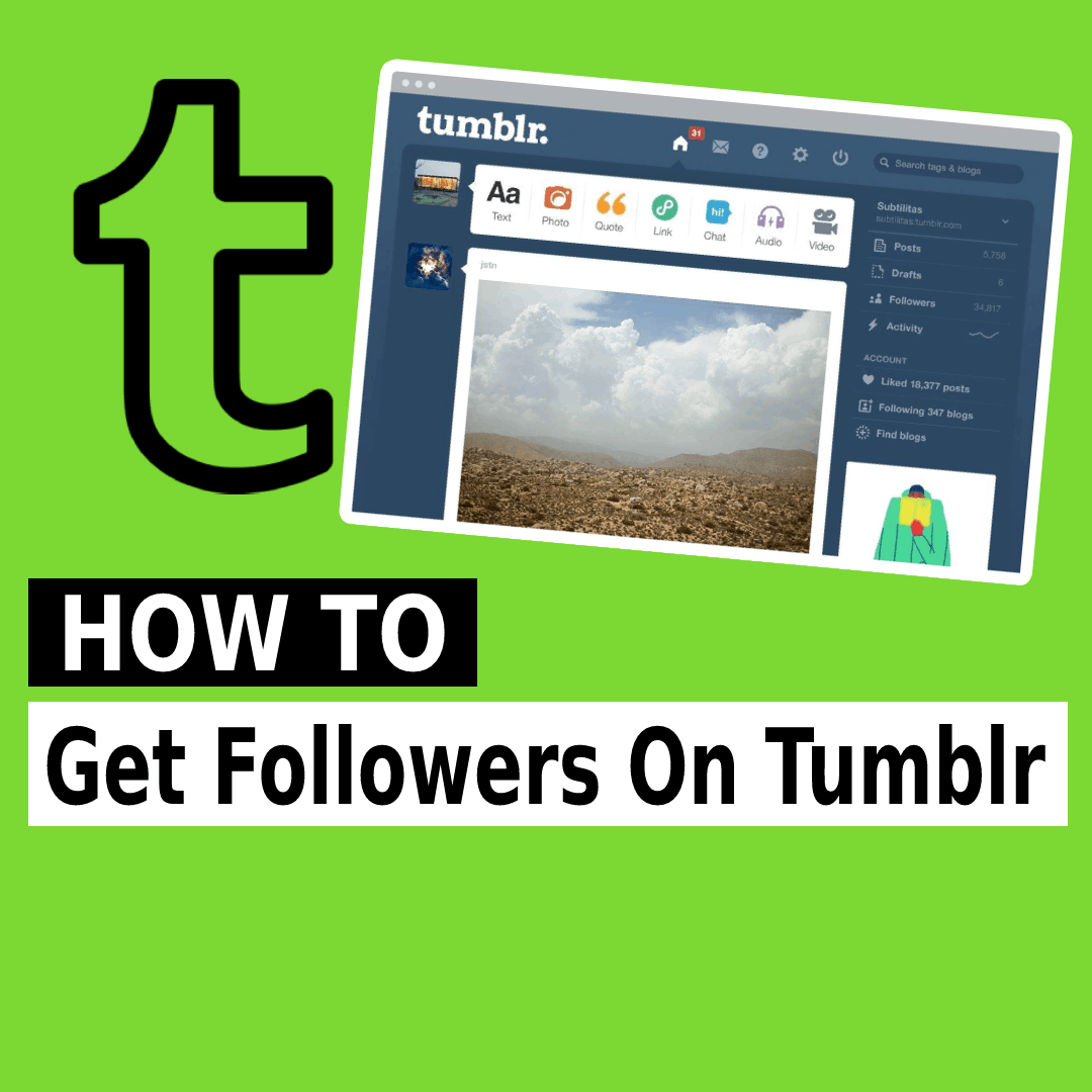 How To Get Followers On Tumblr In 2021 | Basic Computer Knowledge