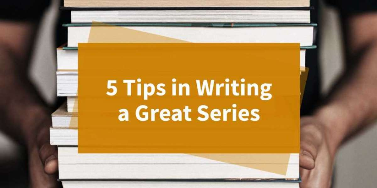 5 Tips in Writing a Great Series - Greg Arsdale