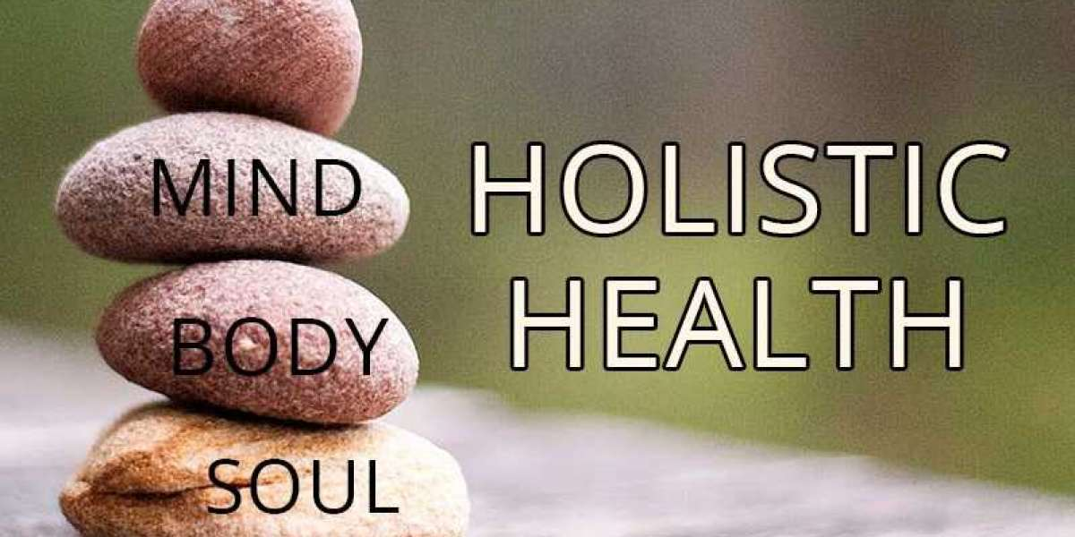 Nader Eid - How Holistic Health Influences Life?