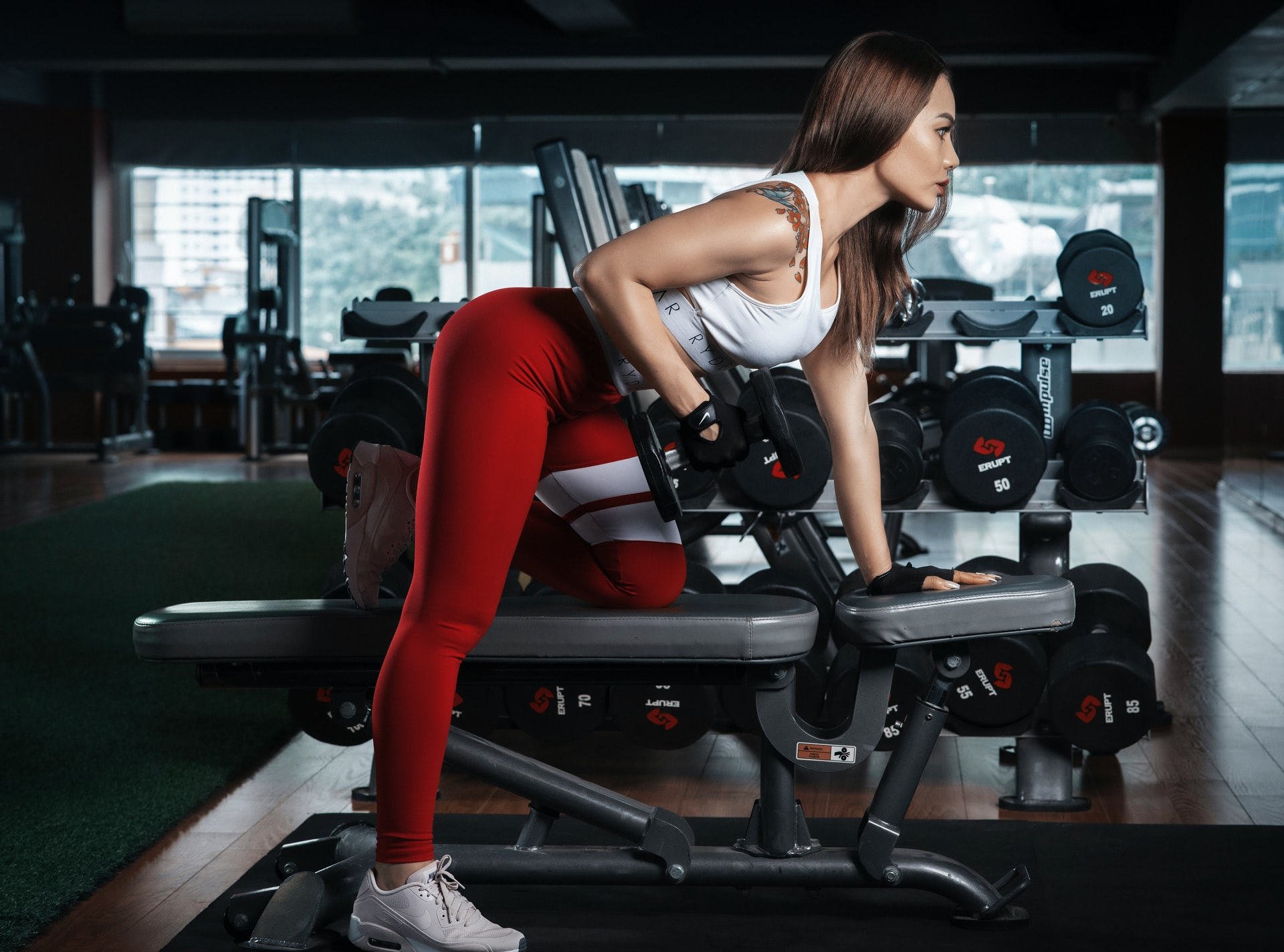 Single Arm Dumbbell Row - Step by Step Guide