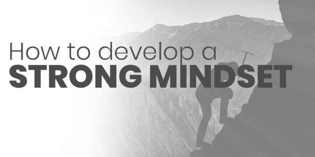 Nader Eid - How to Develop a Strong Mindset