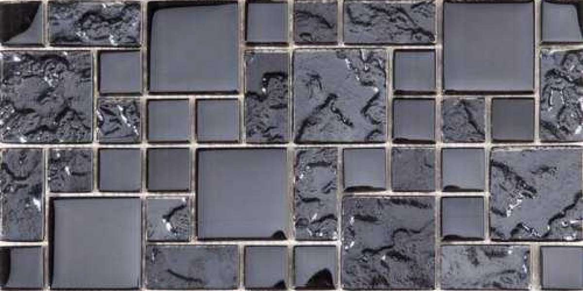 The Average Mosaic Tile Thickness