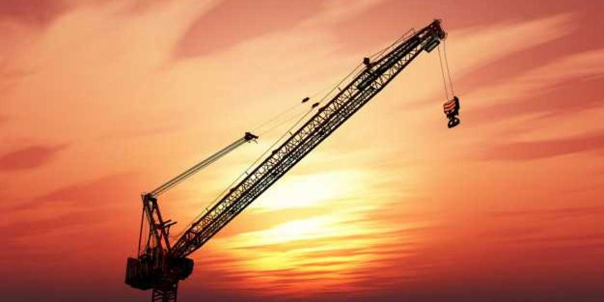 The Main Purpose Of A Crane Hoist/Crane Is To Lift The Objects Vertically And Move Them Over Distances