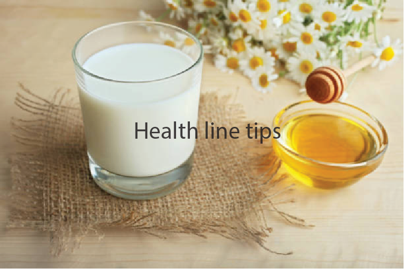 What are the 3 major benefits of mixing cumin and honey in milk?