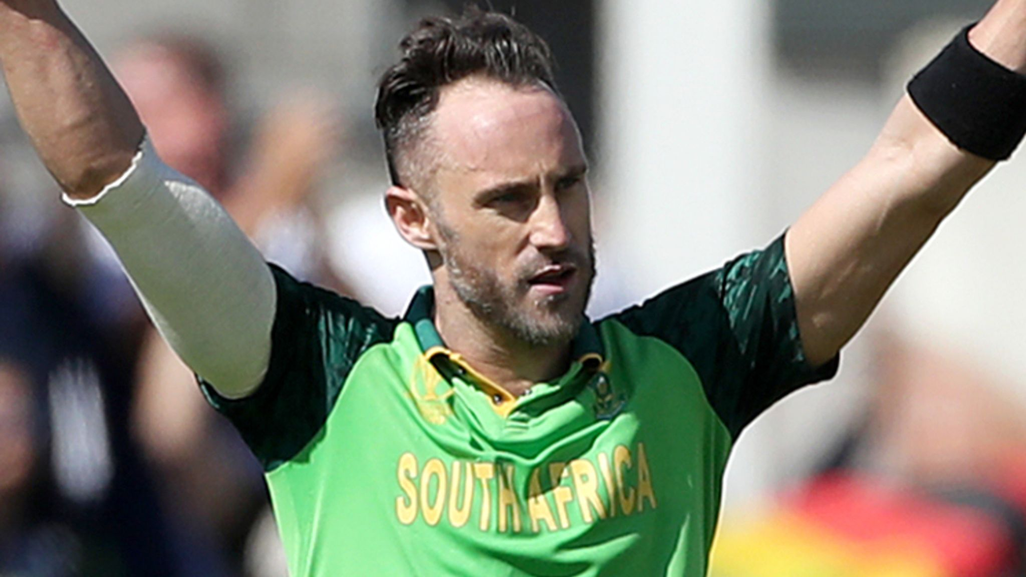 Faf du Plessis   South African Cricketer I Cricketfile