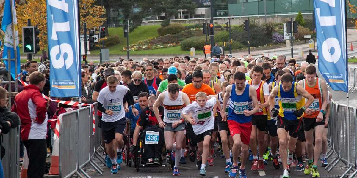 Participate in Charity Run to Raise Funds for a Good Cause