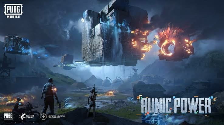 Pubg Mobile Runic Power Update Download From here! - Gameophobias