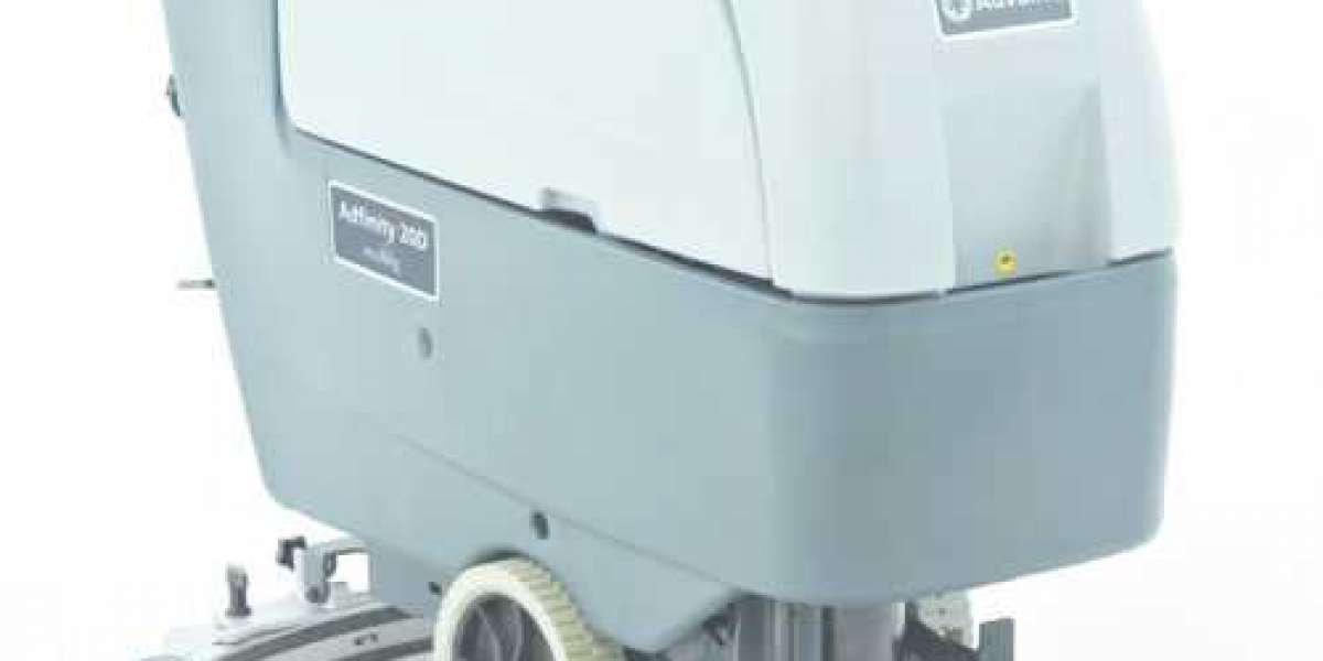 Innovative Warehouse Solutions: From Robotic Industrial Sweepers and Scrubbers to ASRS