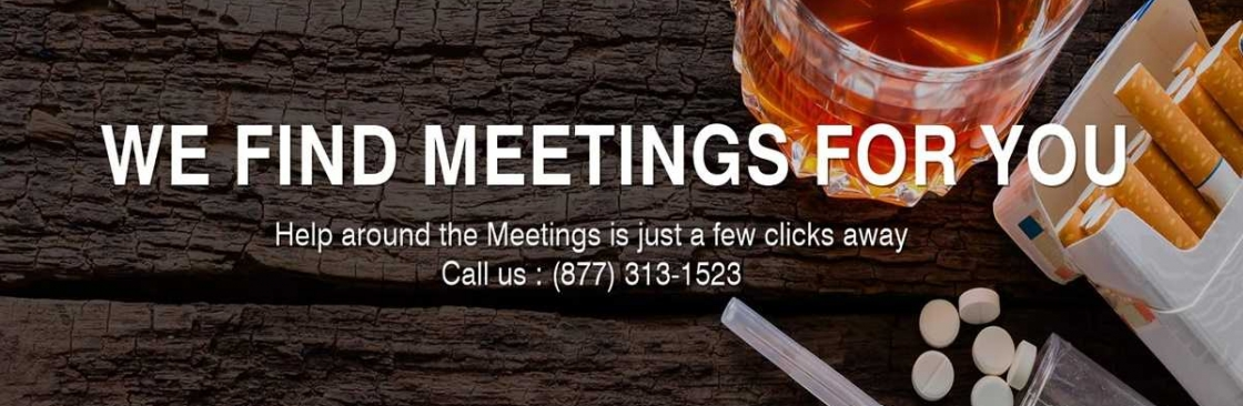 AA Meeting Finder Cover Image