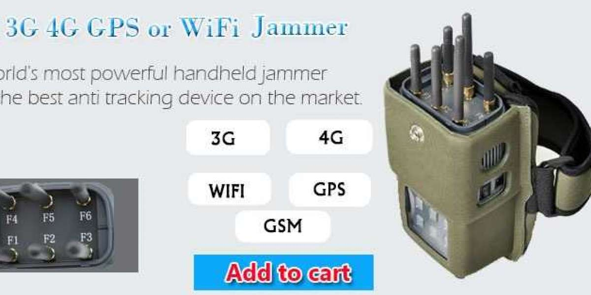 The jammer will make us less disturbed by a lot of calls